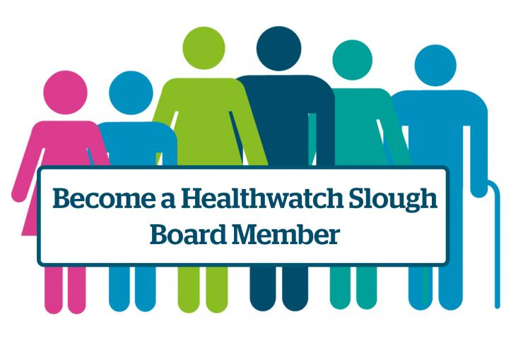become a Healthwatch Slough board member