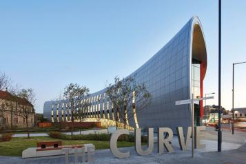 Curve Library in Slough