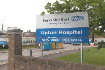 Upton Hospital Walk in Centre