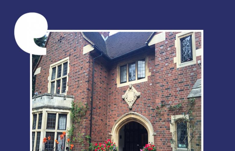 Enter & View Oxford House page 1